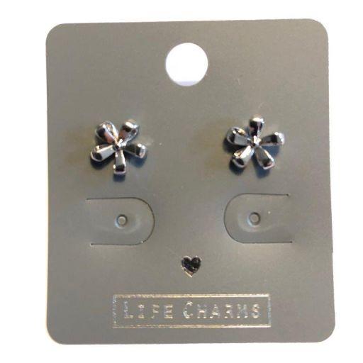 Life Charms - EAR152 - Oorbellen - Cute Flower