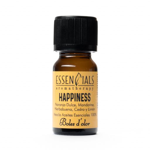 Boles d'olor Essencials geurolie 10 ml - Happiness