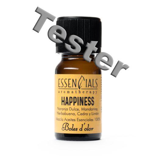 TESTER Boles d'olor Essencials geurolie 10 ml - Happiness