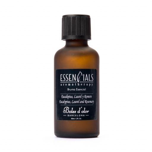 Boles d'olor Essencials Bruma geurolie 50 ml - Eucaliptus, Laurel y Romero - Eucalyptus, Laurier en Rozemarijn