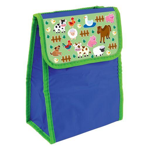 Cool Lunch Bags - koeltasje - Farmyard (boerderij)