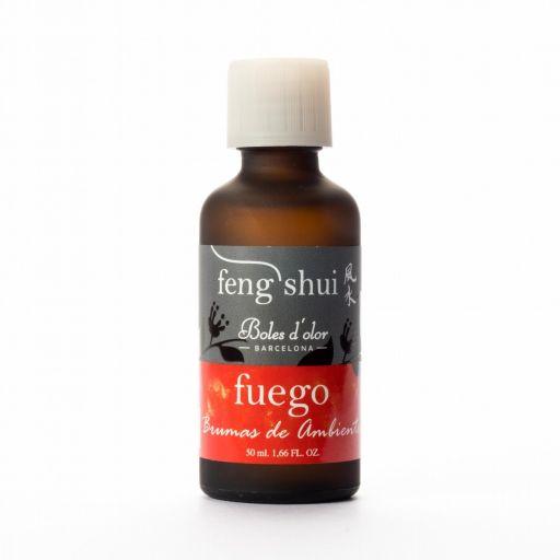 TESTER Feng Shui - geurolie 50 ml - Fuego - Vuur
