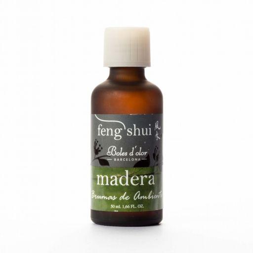 Feng Shui - geurolie 50 ml - Madera - Hout
