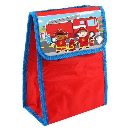 Cool Lunch Bags - koeltasje - Firefighter (brandweerman)