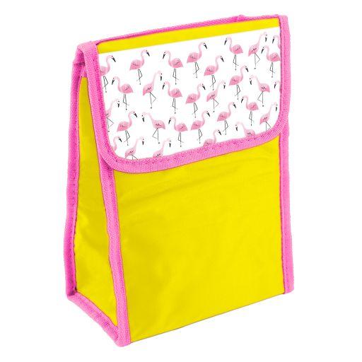 Cool Lunch Bags - koeltasje - Flamingo (watercolour)