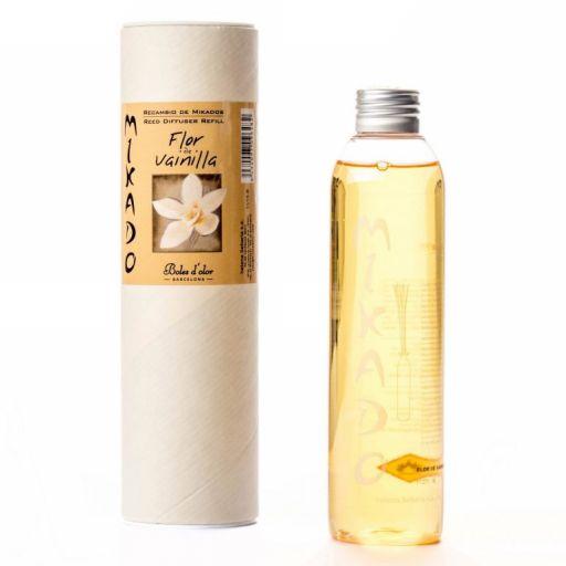 Boles d'olor Woodies navulling geurolie geurstokjes - Flor de Vainilla - Vanille