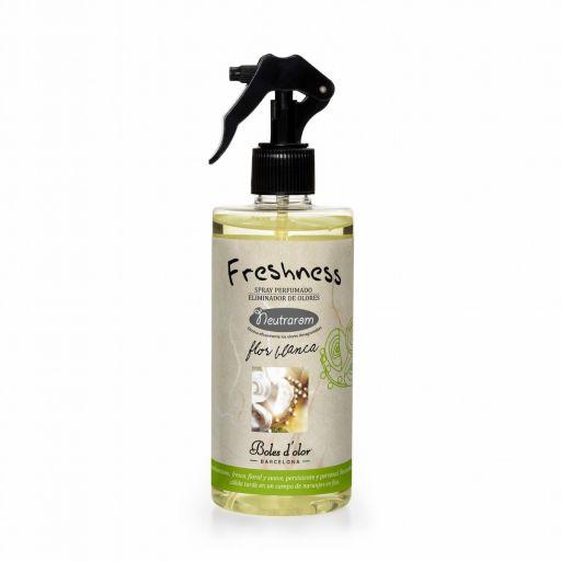 Boles d'olor Freshness roomspray - Flor Blanca (Witte Bloemen) – 500 ml