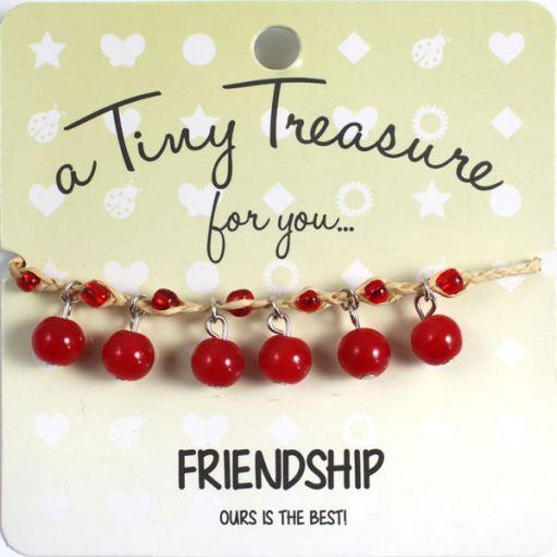 TT20 - Tiny Treasure armband Friendship