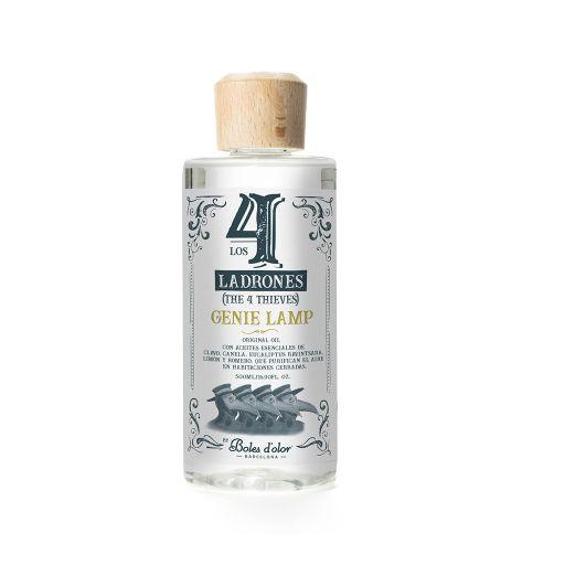 Boles d'olor - 4 DIEVEN (Los 4 Ladrones) -  Genie Lampenolie - 500 ml
