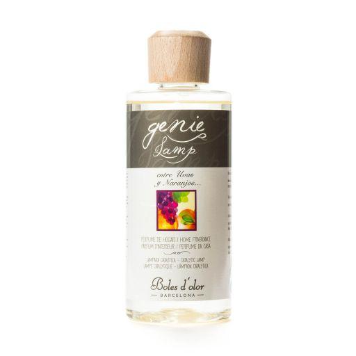 Boles d'olor - Genie-lamp lampenolie - Uvas y Naranjos - Druiven en Sinaasappel