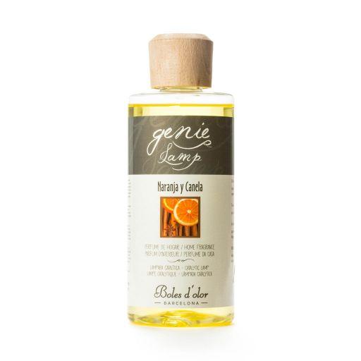 Boles d'olor - Genie-lamp lampenolie - Naranja y Canela - Sinaasappel-Kaneel