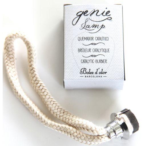 Genie lamp - lont + steen