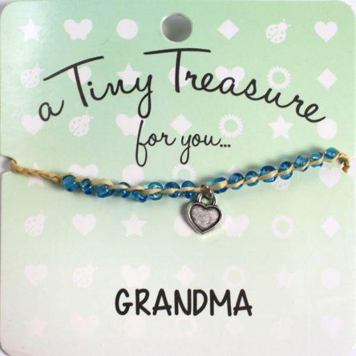 Tiny Treasure armband - Grandma