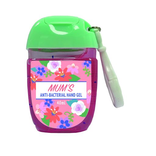 Handgel (anti-bacterieel) - Mum's 40 ml
