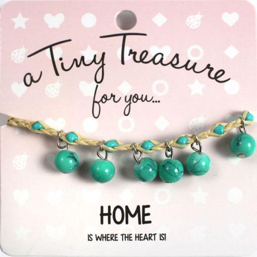 Tiny Treasure armband - Home