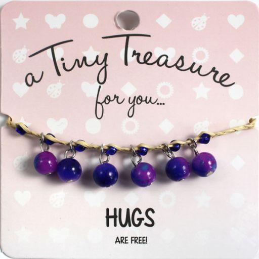 Tiny Treasure armband - Hugs
