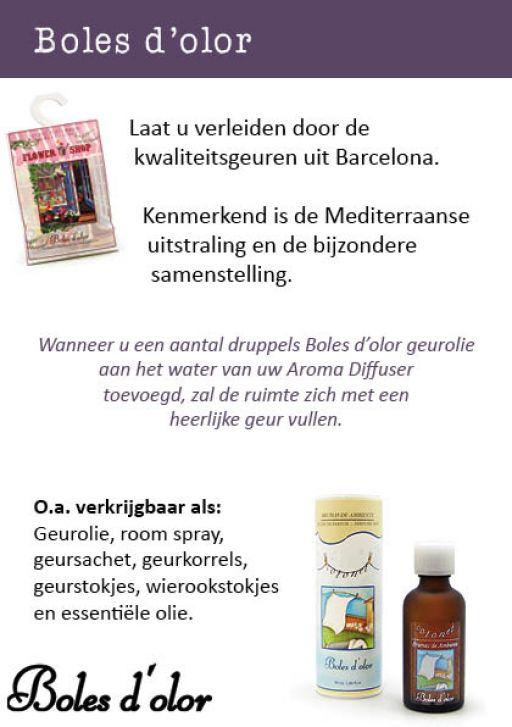 IF105 - A5 Informatiekaart - Boles d'olor