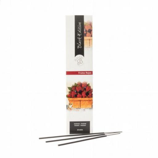 0 Boles d'olor Black Edition Wierook - Frutos Rojos - Rode vruchten