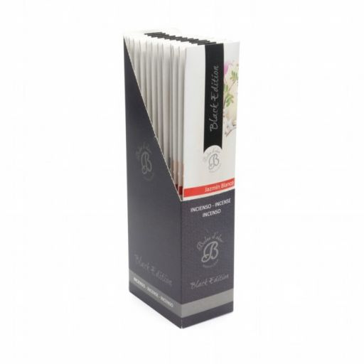 0 Boles d'olor Black Edition Wierook - Jazmin blanca - Witte Jasmijn