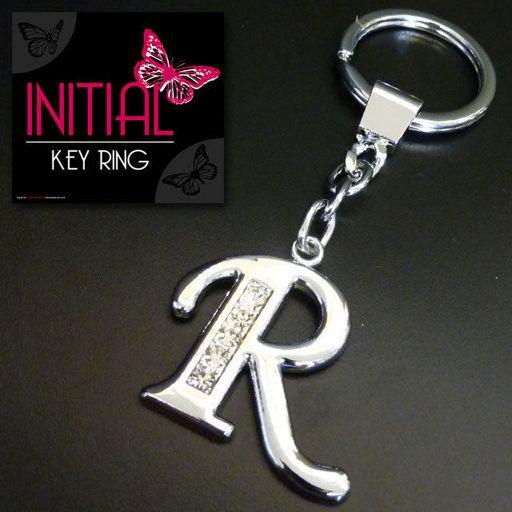 Sleutelhanger - Initial Jewellery - Letter R