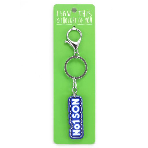 Keyring - I saw this & thought of You - No.1 Son