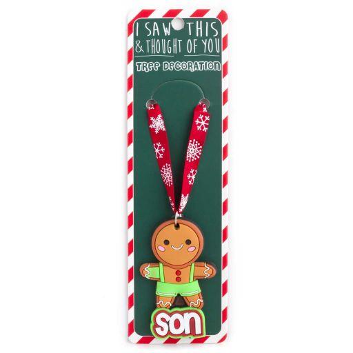 ISXM0041 - Tree Decoration - Son