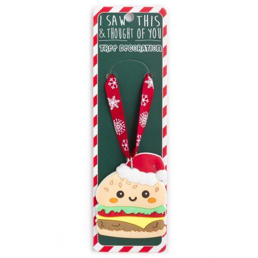 ISXM0065- Tree Decoration - Burger
