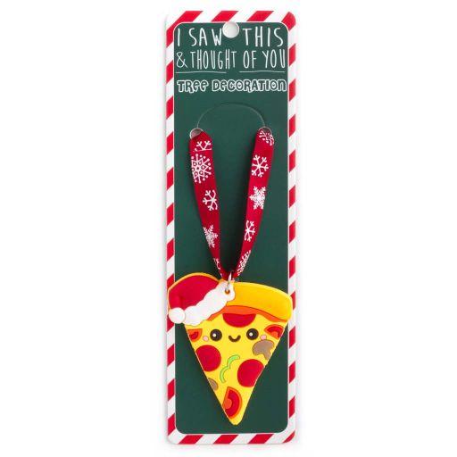 ISXM0069- Tree Decoration - Pizza