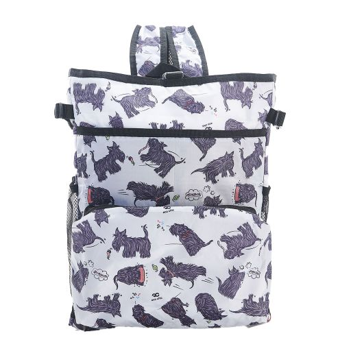 Eco Chic - Backpack Cooler (rugzak koeltas) - J02WT - White Scatty Scotty