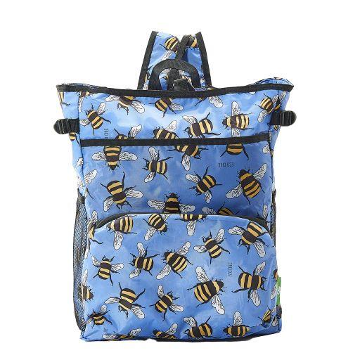 Eco Chic - Backpack Cooler (rugzak koeltas) - J10BU - Blue Bees