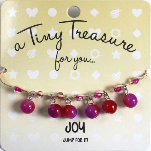Tiny Treasure armband - Joy