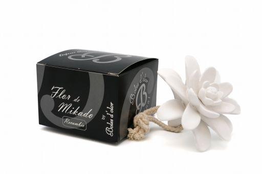 Boles d'olor - Mikado - Keramische bloem - Nenufar - Waterlelie