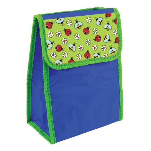 Cool Lunch Bags - koeltasje - Ladybirds and Bees (Lieveheersbeestjes en bijen)