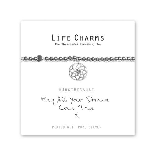 480245- Life Charms - LC045BW - Just because - Dreams