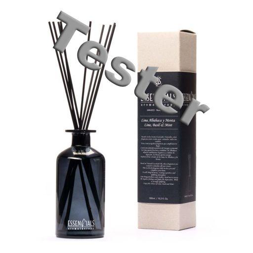 TESTER Boles d'olor Essencials Geurstokjes 300 ml - Lima, Albahaca y Menta - Limoen, Basilicum en Munt