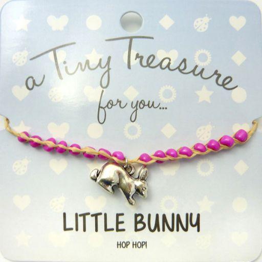 Tiny Trease armband - Little Bunny