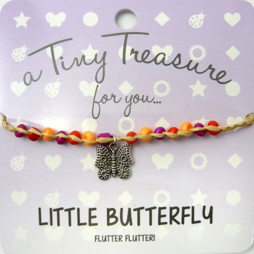 Tiny Trease armband - Little Butterfly