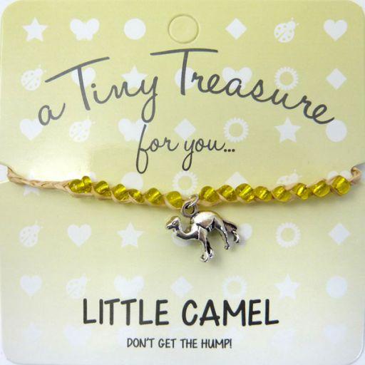 Tiny Trease armband - Little Camel