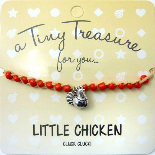 Tiny Trease armband - Little Chicken