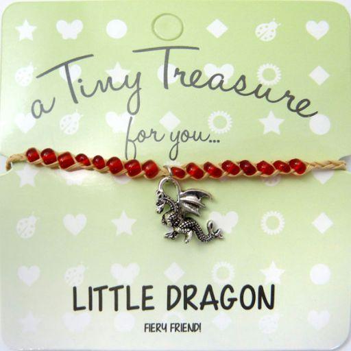 Tiny Trease armband - Little Dragon