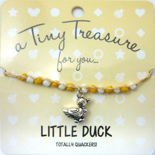 Tiny Trease armband - Little Duck