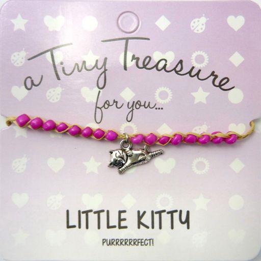 Tiny Trease armband - Little Kitty