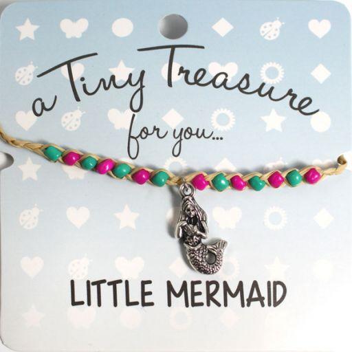 Tiny Trease armband - Little Mermaid
