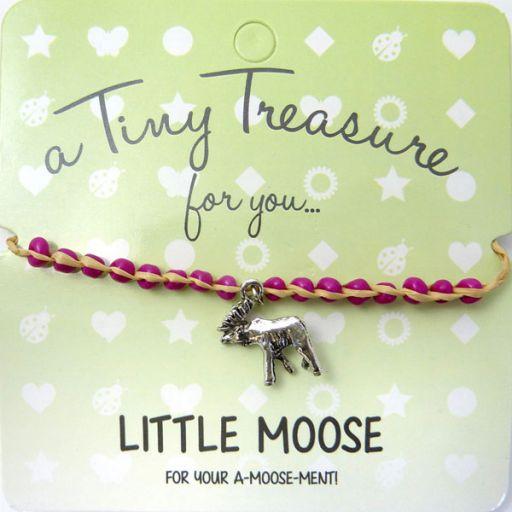 Tiny Trease armband - Little Moose