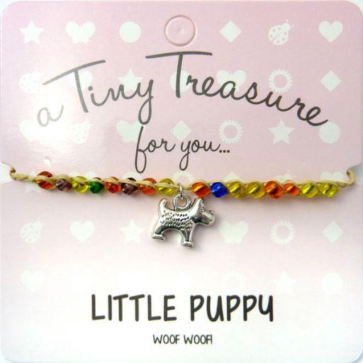 Tiny Trease armband - Little Puppy