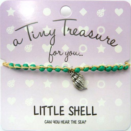 Tiny Trease armband - Little Shell