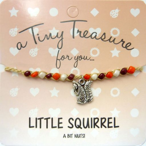 Tiny Treasure - Little Squirrel