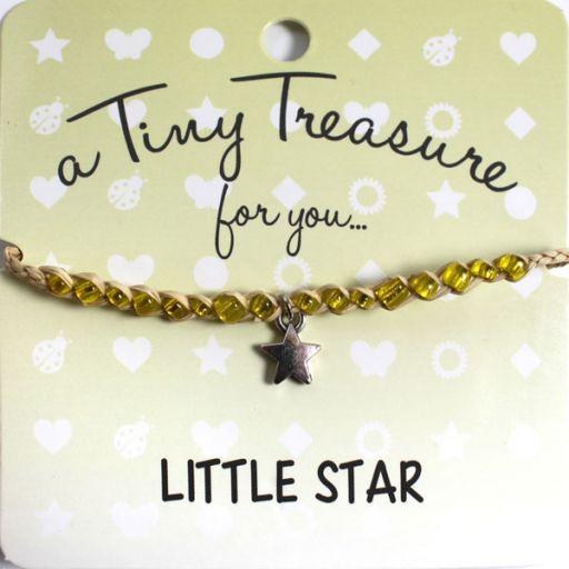 Tiny Treasure armband - Little Star