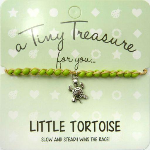 Tiny Trease armband - Little Tortoise