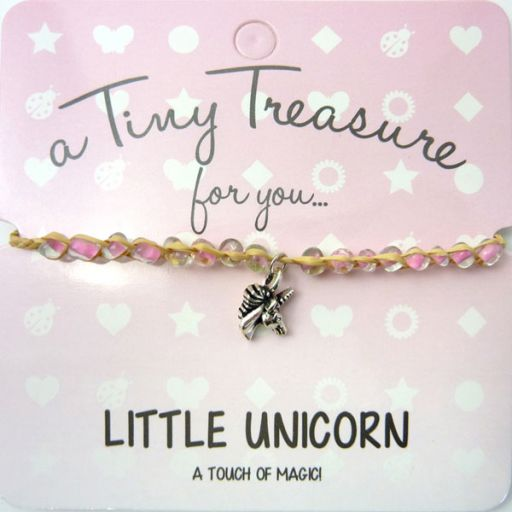 Tiny Trease armband - Little Unicorn